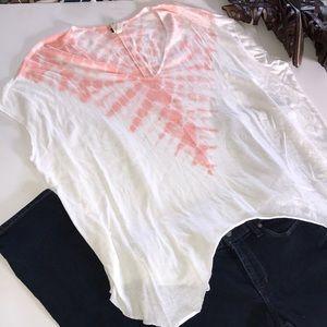 We The Free Tie Dye Tunic Size M—B2